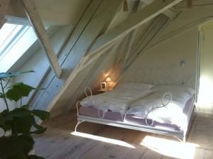 Das Zimmer Blanche ist das beliebteste Zimmer.