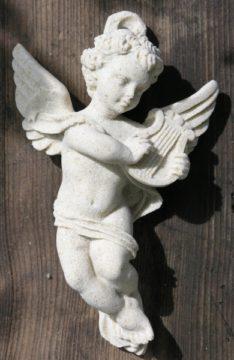 Engel-mit-Harfe