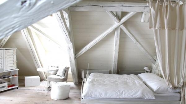Zimmer Blanche