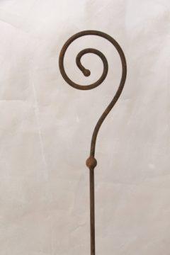 No 1472, Rosenstab Schnecke, H 170