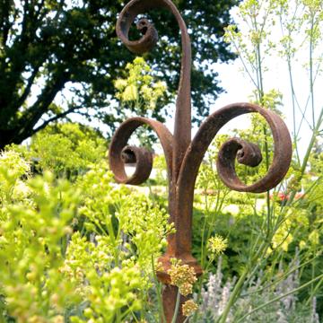 Gartendeko Eisen für Händler